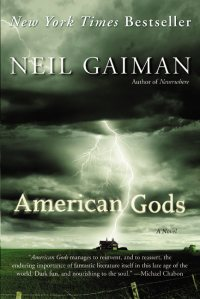 American Gods Cover art